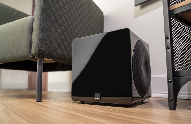 3000 Micro Subwoofer