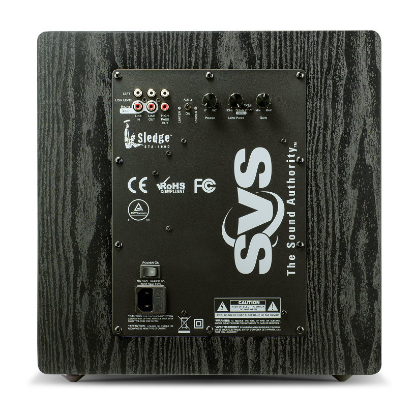 Phase Control | SVS Home Audio Glossary