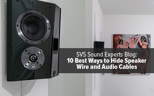 Learn 10 Ways to Hide Cables and Wires