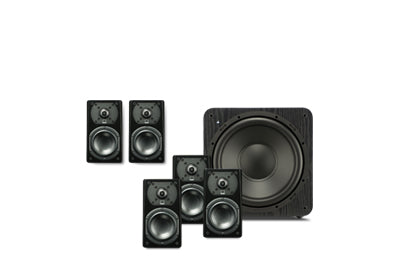 Prime Satellite 5.1 Package - SVS Home Theater Loudspeaker System
