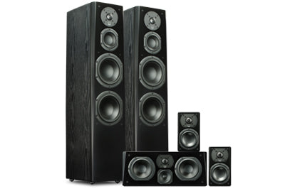 Prime Tower Surround Package - SVS Home Theater Loudspeaker System