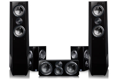 Ultra Tower Surround Package - SVS Home Theater Loudspeaker System