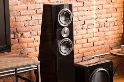 Ultra Tower - SVS Home Theater Loudspeaker