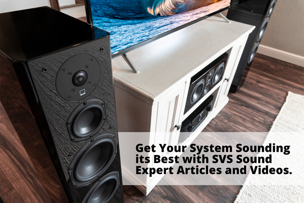 SVS Sound Experts Blog