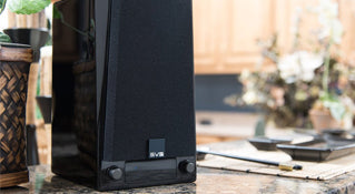 Prime Wireless Speaker. Links to the Prime Wireless Speaker page.