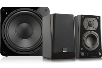 Prime Wireless 2.1 Powered Speaker System