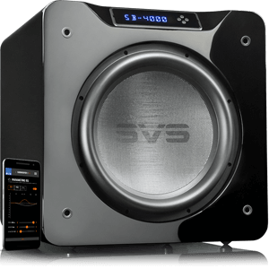 4000 Series Subwoofers