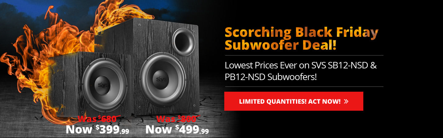 5 Performance Attributes of a World-Class Subwoofer