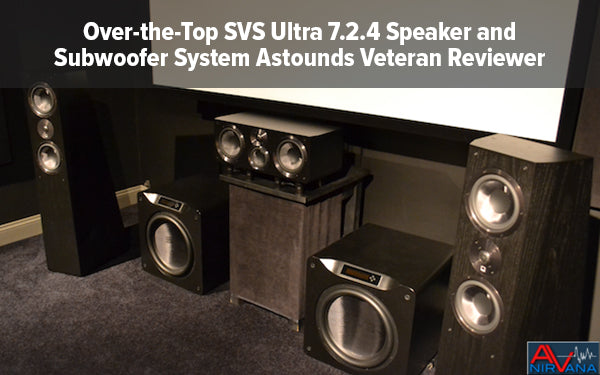 Browse SVS Speaker Systems