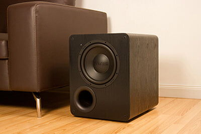 Dual PB-1000: Powered Home Theater Subwoofer