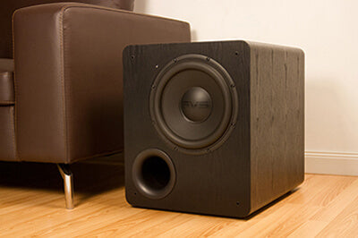 PB-2000: Powered Home Theater Subwoofer