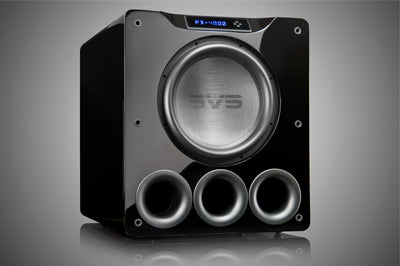 PB-4000: Powered Home Theater Subwoofer