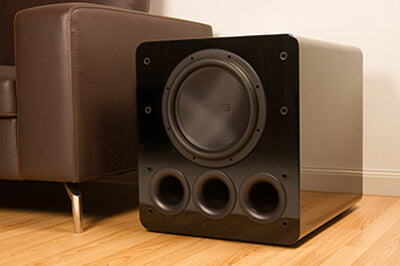 PB12-Plus: Powered Home Theater Subwoofer