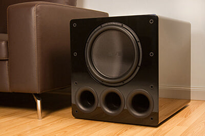 PB13-Ultra: Powered Home Theater Subwoofer