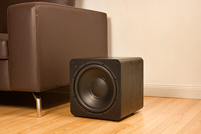 SB-1000: Powered Home Theater Subwoofer