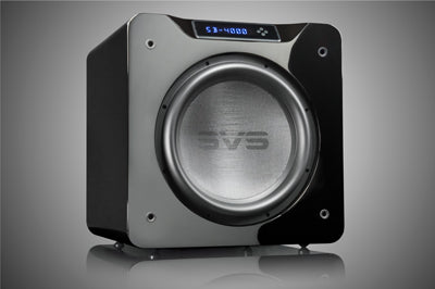 SB-4000: Powered Home Theater Subwoofer