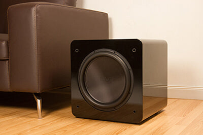 SB13-Ultra: Powered Home Theater Subwoofer