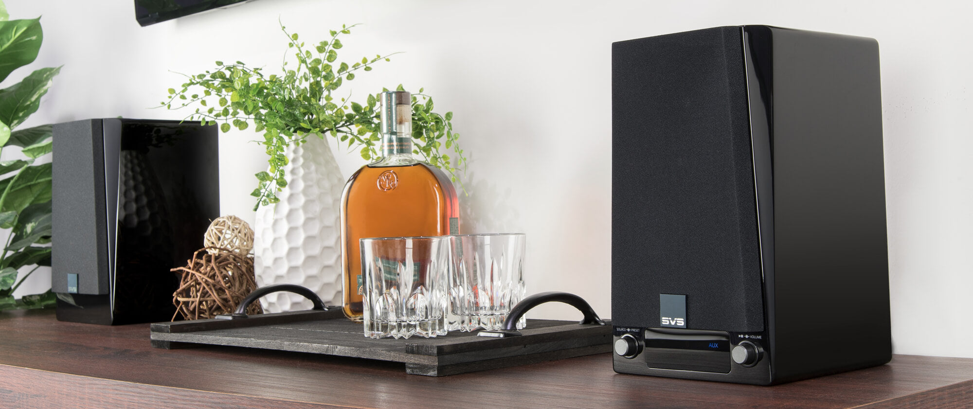 Prime Wireless Speaker System. Links to the Prime Wireless Speaker System page.