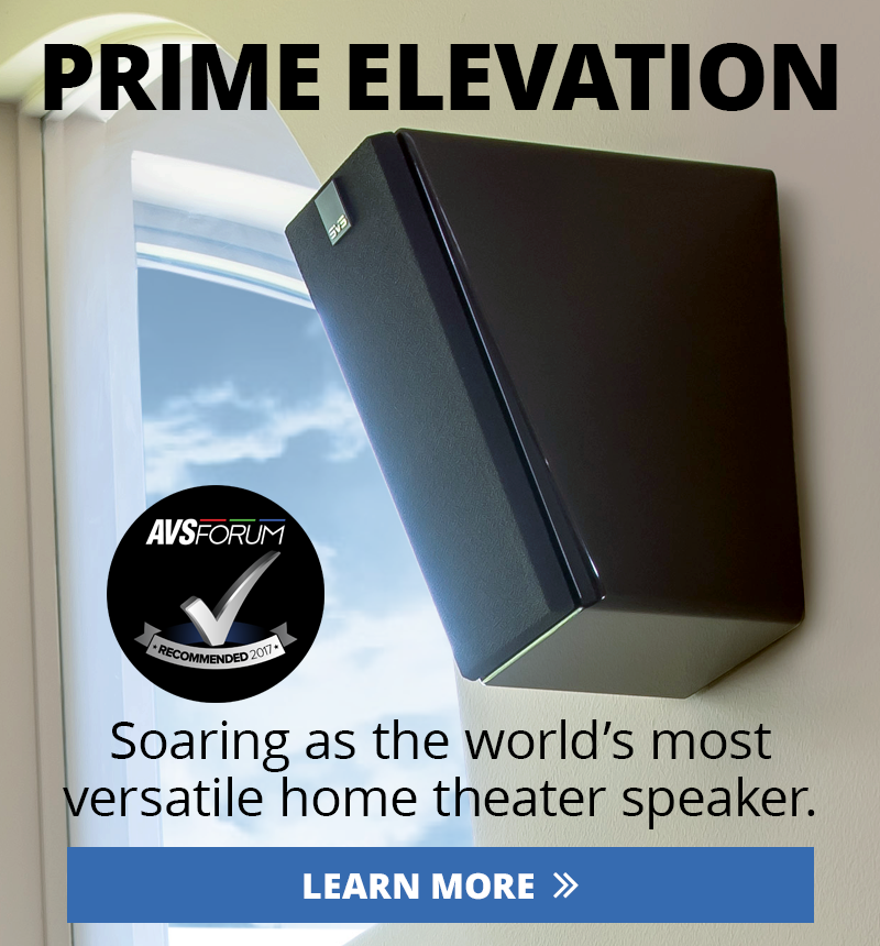 Prime Elevation Speaker