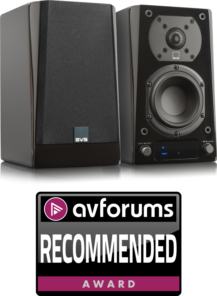 Prime Wireless Speaker System AV Forums