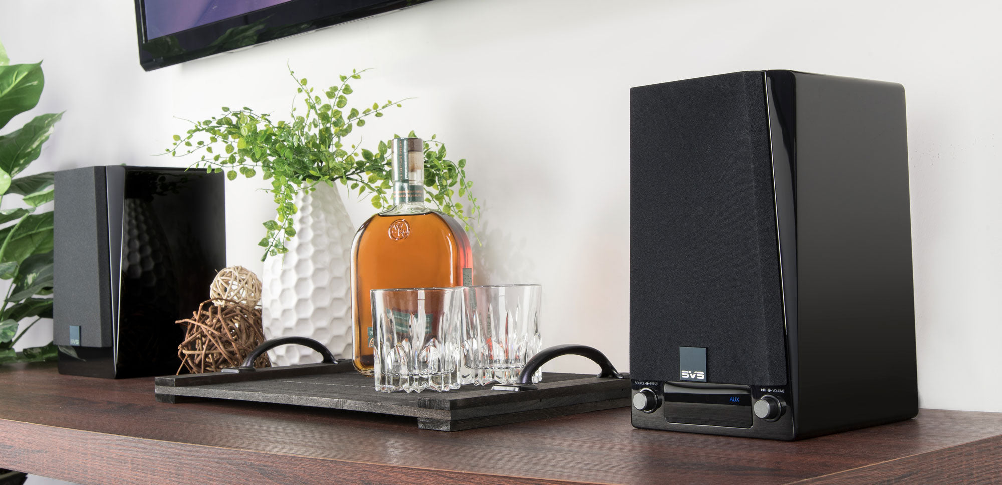 Svs Prime Wireless Speaker System And Soundbase How To Build A Low Power Audio Amplifier Reference Quality Sound The Delivers All Benefits Of Powered Smart With Uncompromising