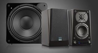 Prime Wireless 2.1 Speaker System. Links to the Prime Wireless 2.1 Speaker System page.