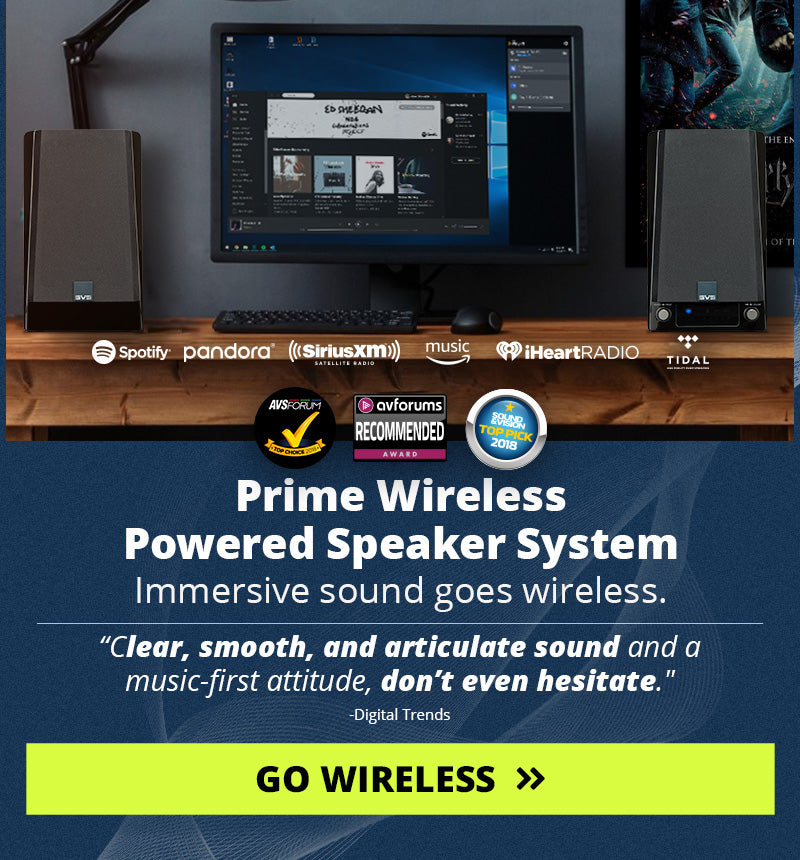 Prime Wireless Speaker
