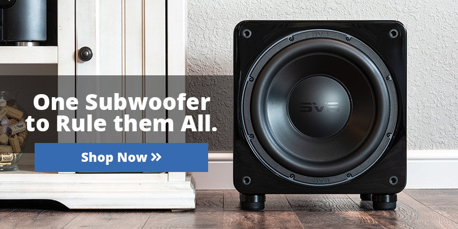 SVS Subwoofer Shop Now
