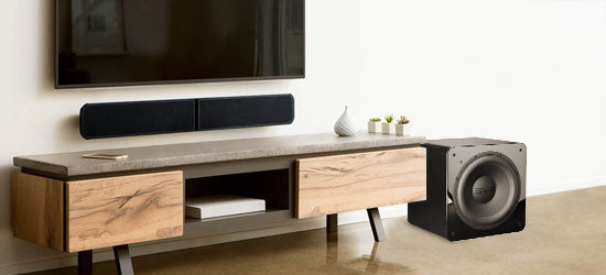 5 Tips For Pairing a Subwoofer with your Soundbar