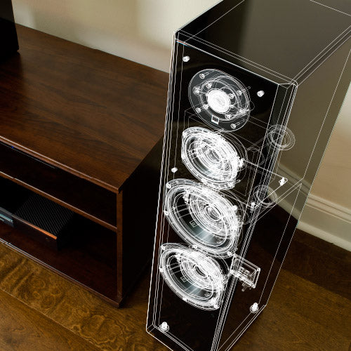Ultra Tower Home Theater Speaker