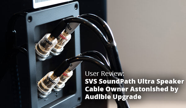 Shop SVS SoundPath Ultra Speaker Cable