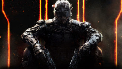 July 2016: Call of Duty Black Ops 3 screenshot