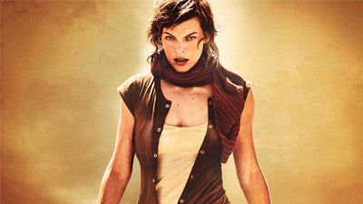 March 2017: Resident Evil - Extinction screenshot