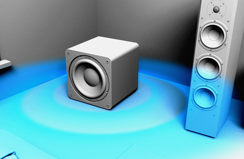 SVS Subwoofer Vivrations