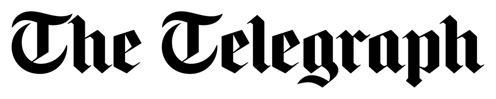 The Telegraph logo.