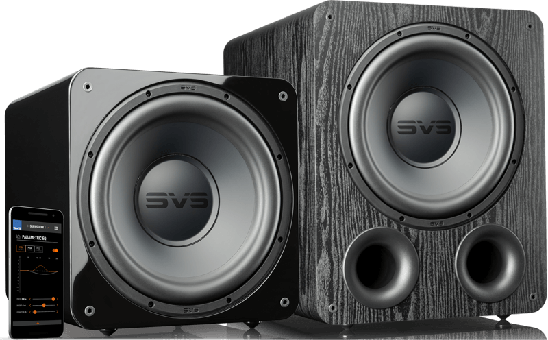 1000 Pro Series Subwoofers