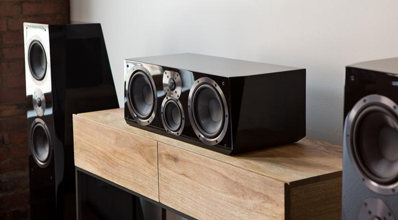 Ultra Series Speakers.