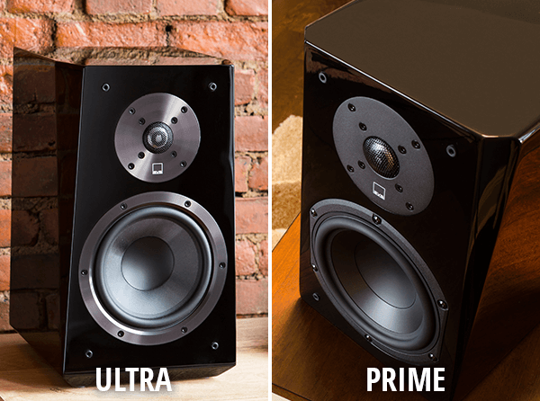 Comparing SVS Prime and Ultra Speakers