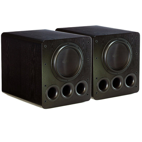 Dual PB12-Plus: Powered Home Theater Subwoofer
