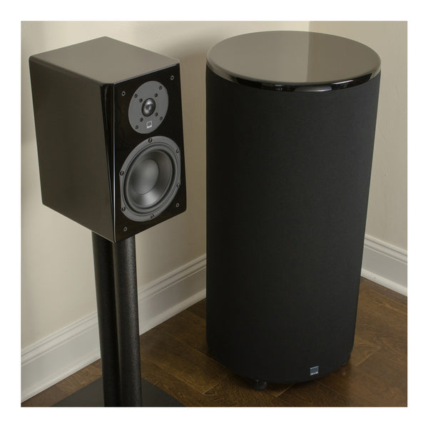 Svs Pc 2000 Subwoofer 12 Inch Driver 500 Watts Rms