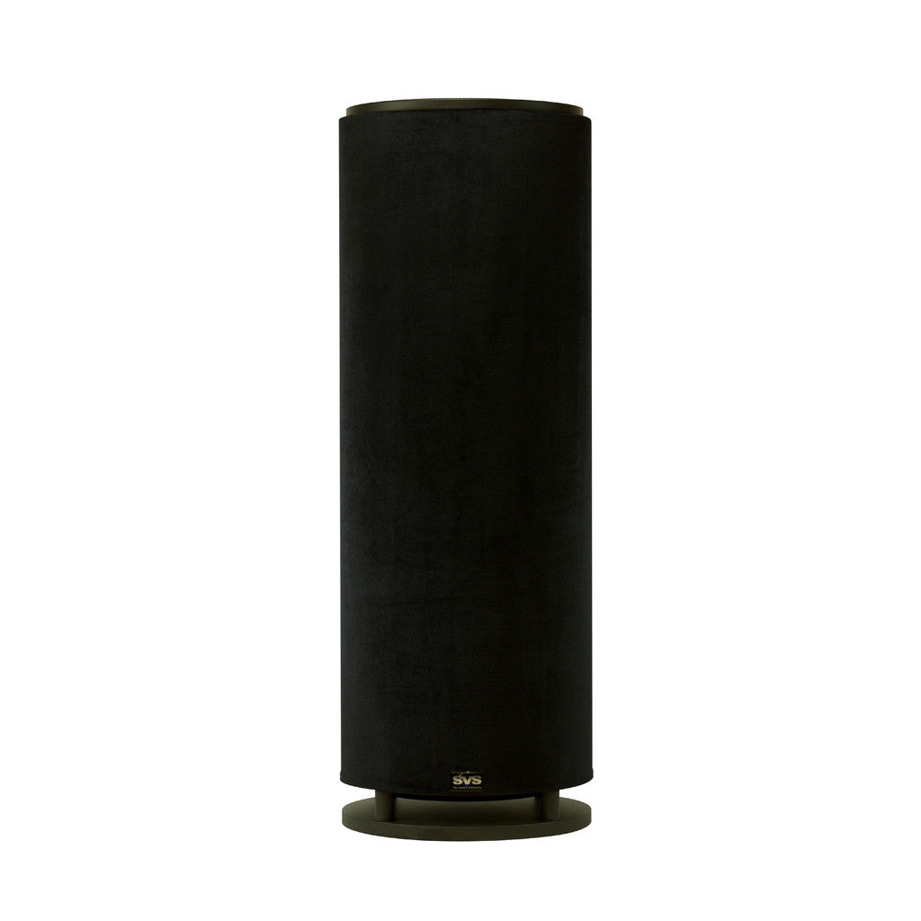 Svs Pc13 Ultra Subwoofer Ported Cylinder Home Infrasonic And Ultrasonic Filter For High Fidelity Hi Fi Audio System