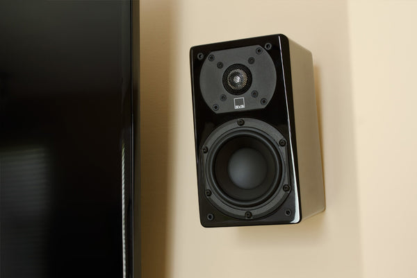 Compact Home Theater Speakers