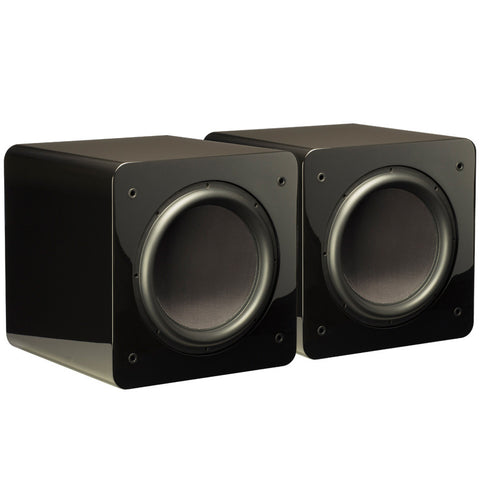 Dual SB13-Ultra: Powered Home Theater Subwoofer