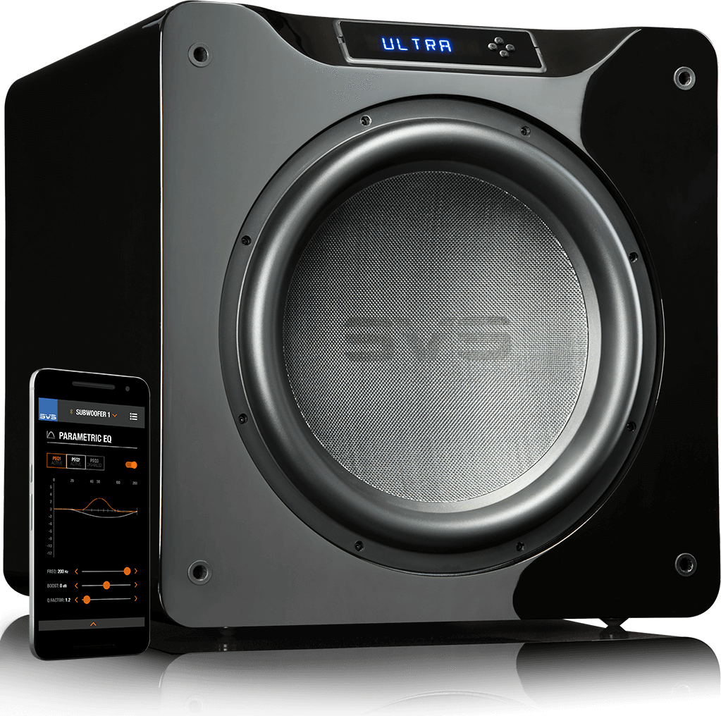 SB16-Ultra in Piano Gloss Black