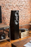 Tower Speaker in Piano Gloss Black