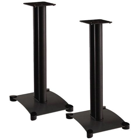 Premium Bookshelf Speaker Stands by Sanus (UB-SF26)