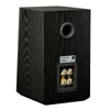 Bookshelf Speaker in Black Oak Veneer