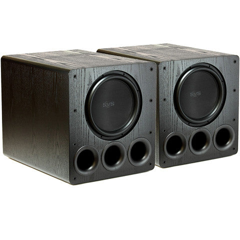 Dual PB13-Ultra: Powered Home Theater Subwoofer
