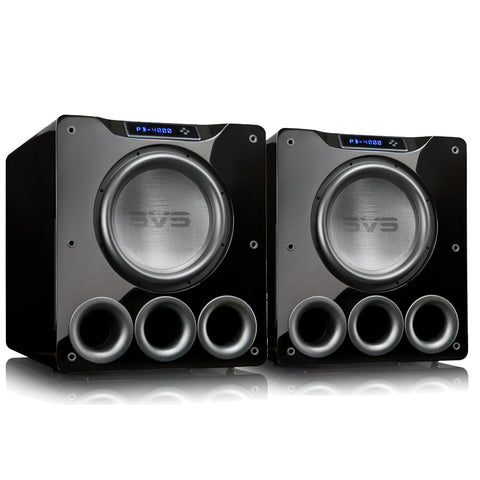 PB-4000 Home Theater Subwoofer
