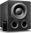 PB-3000 Subwoofer in Premium Black Ash